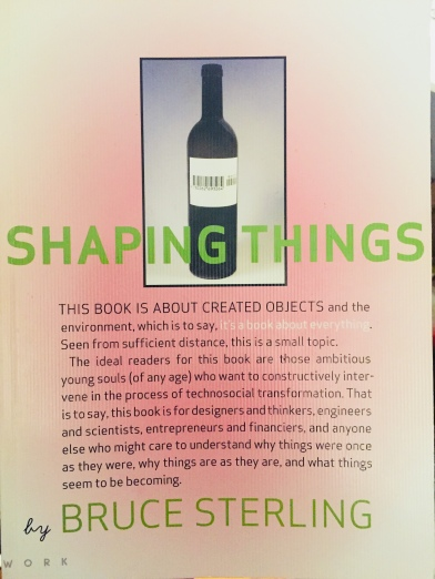 Shaping Things cover