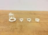 3D printed Tool fittings