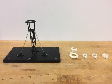 Tool fittings + tool plate